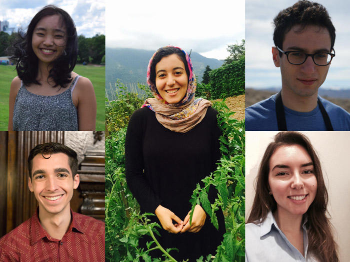 Image of 2018 Hoopes Prize winners