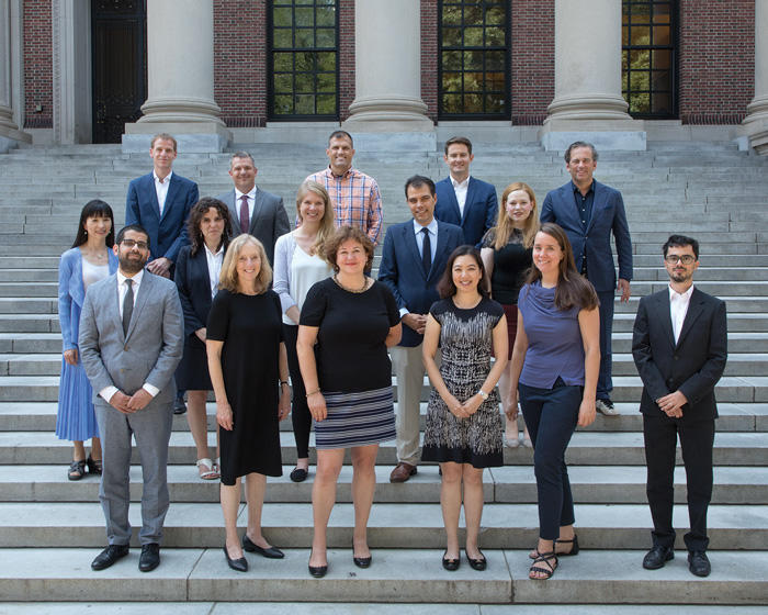 Image of the Weatherhead Scholars Program affiliates