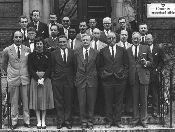 Image of 1958–1959 CFIA class photo