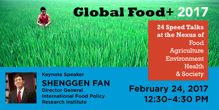 Image for Global Food Plus 2017