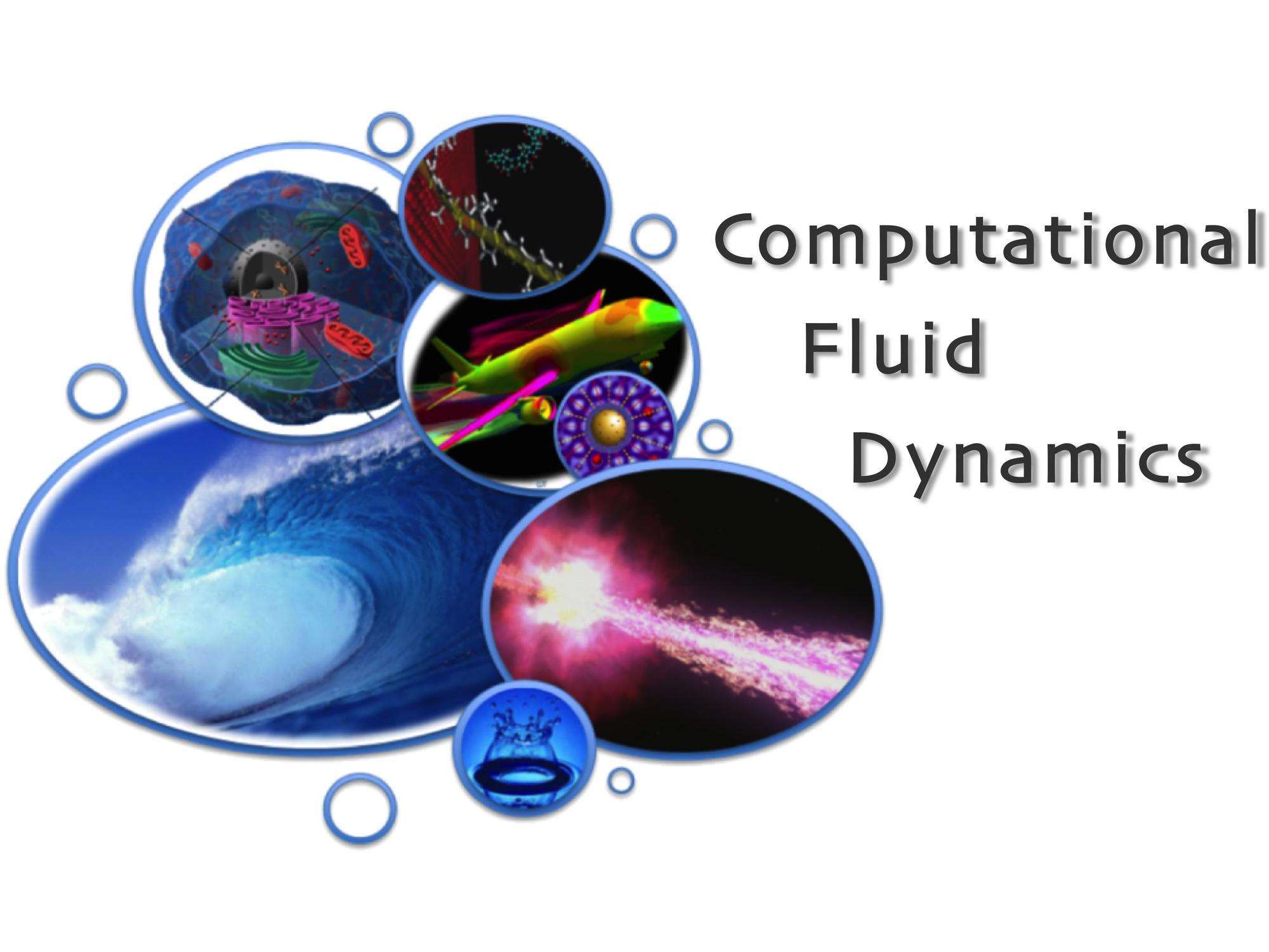 Computational Fluid Dynamics AC274 Logo - by Giacomo Falcucci