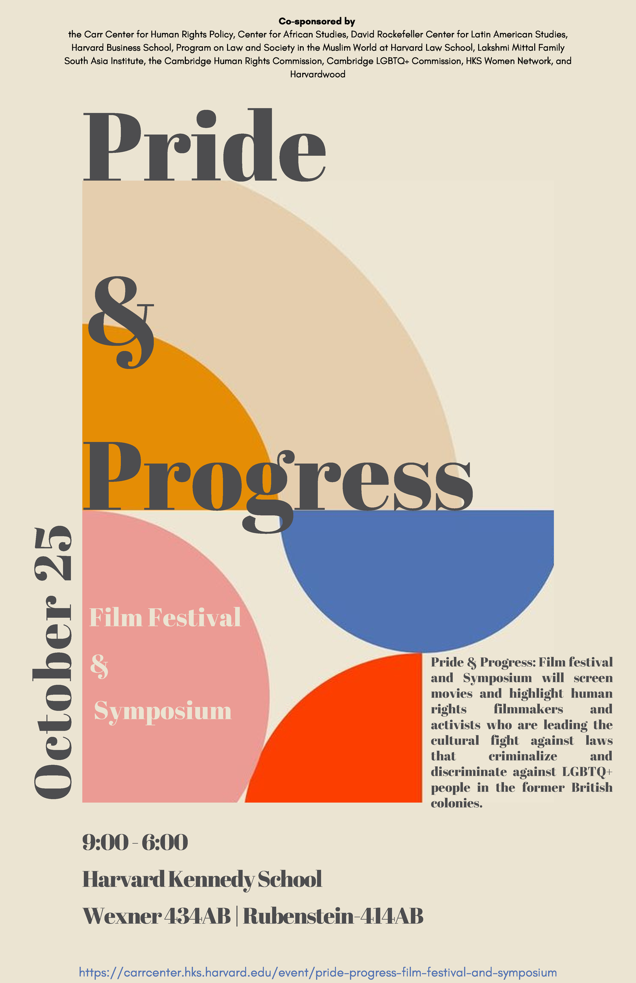 Pride and Process Poster