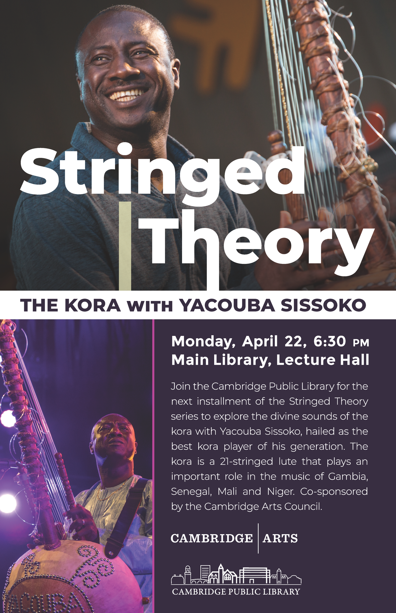 Stringed Theory Poster