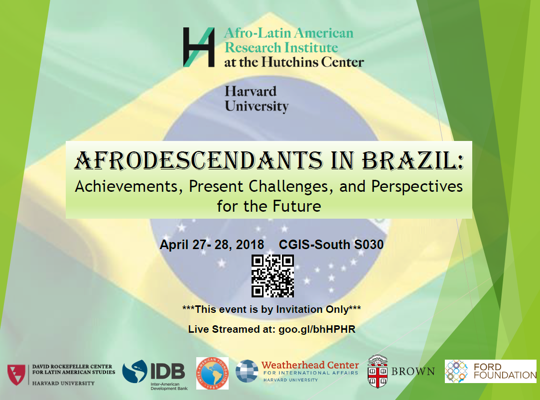 Afrodescendants in Brazil