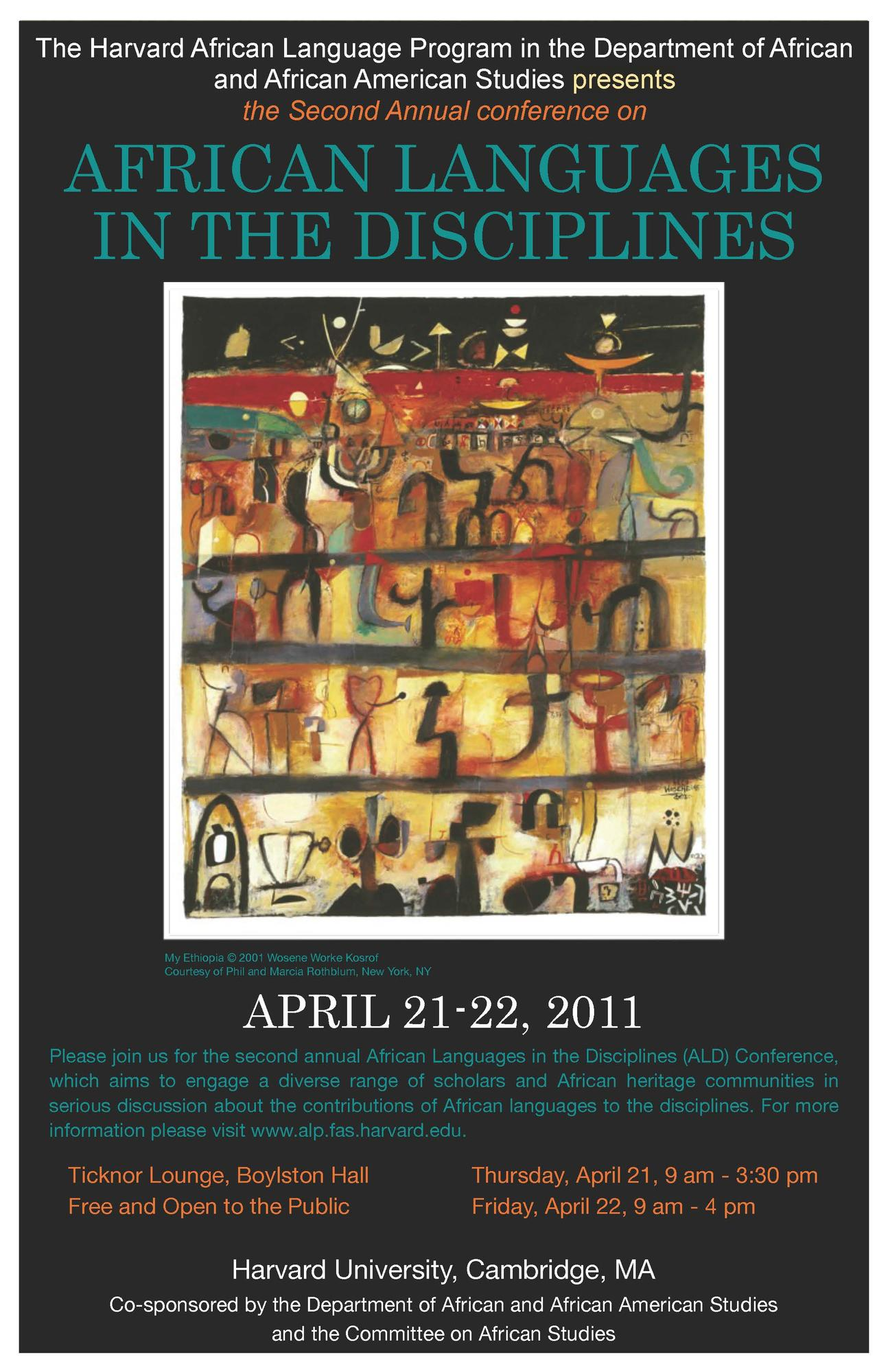 2011 ALD Conference Poster