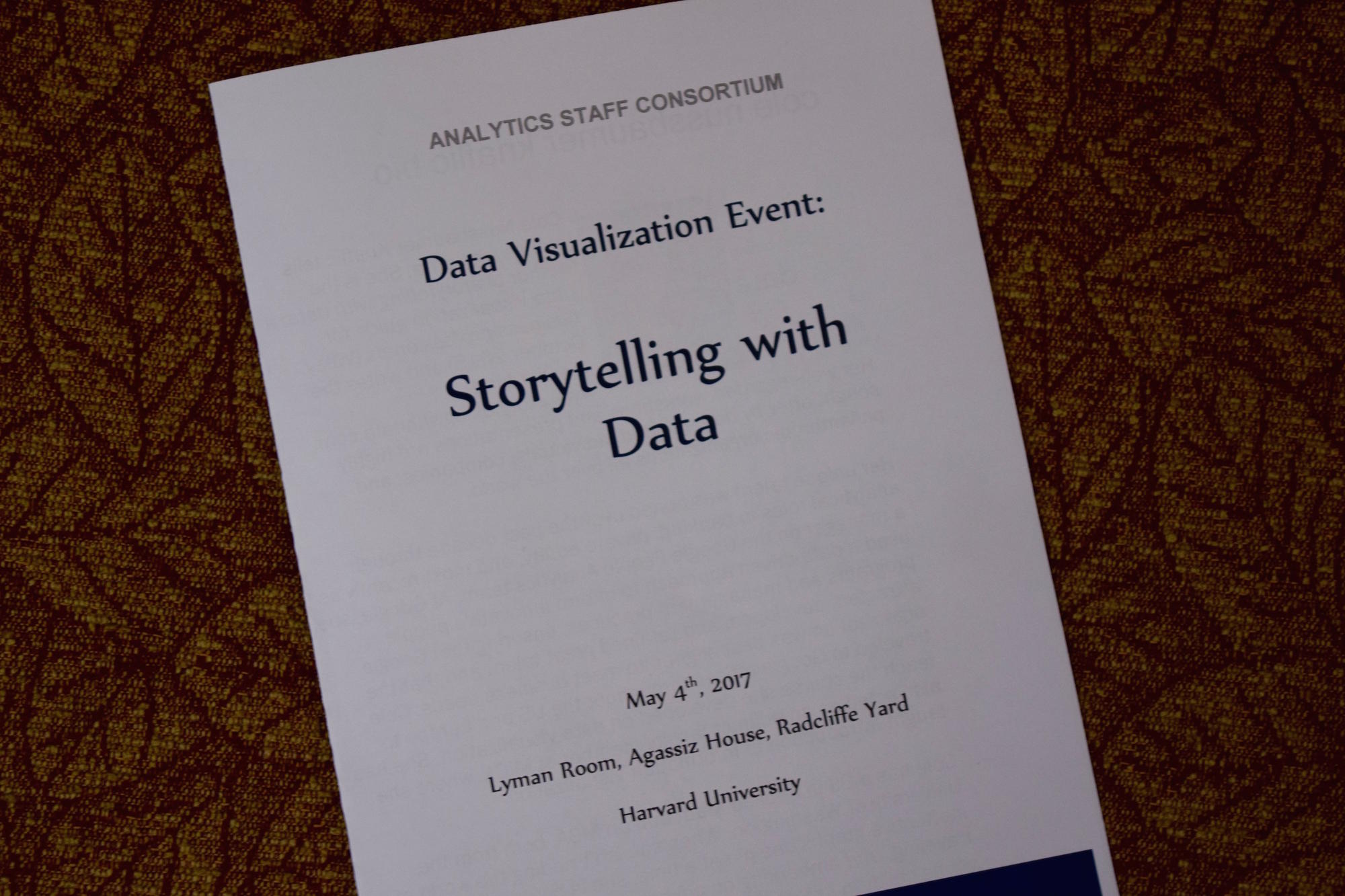 data viz event photo 1
