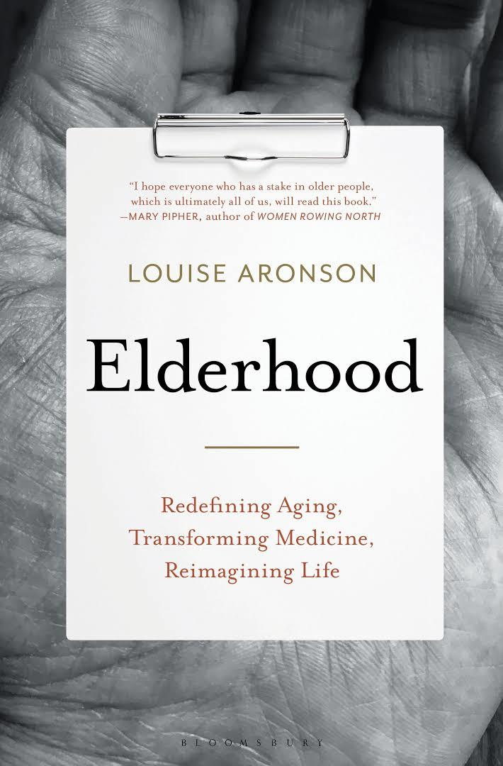 Elderhood - Book Cover