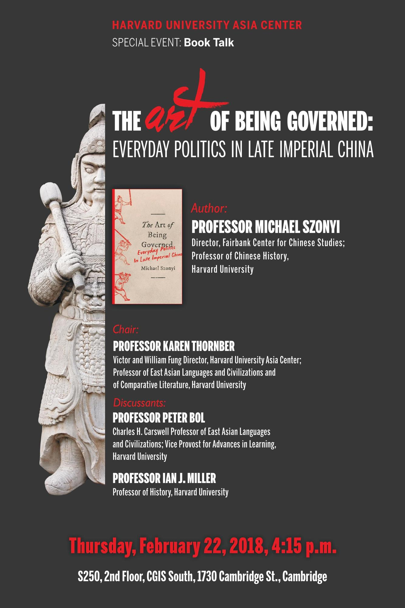 the_art_of_being_governed_updated