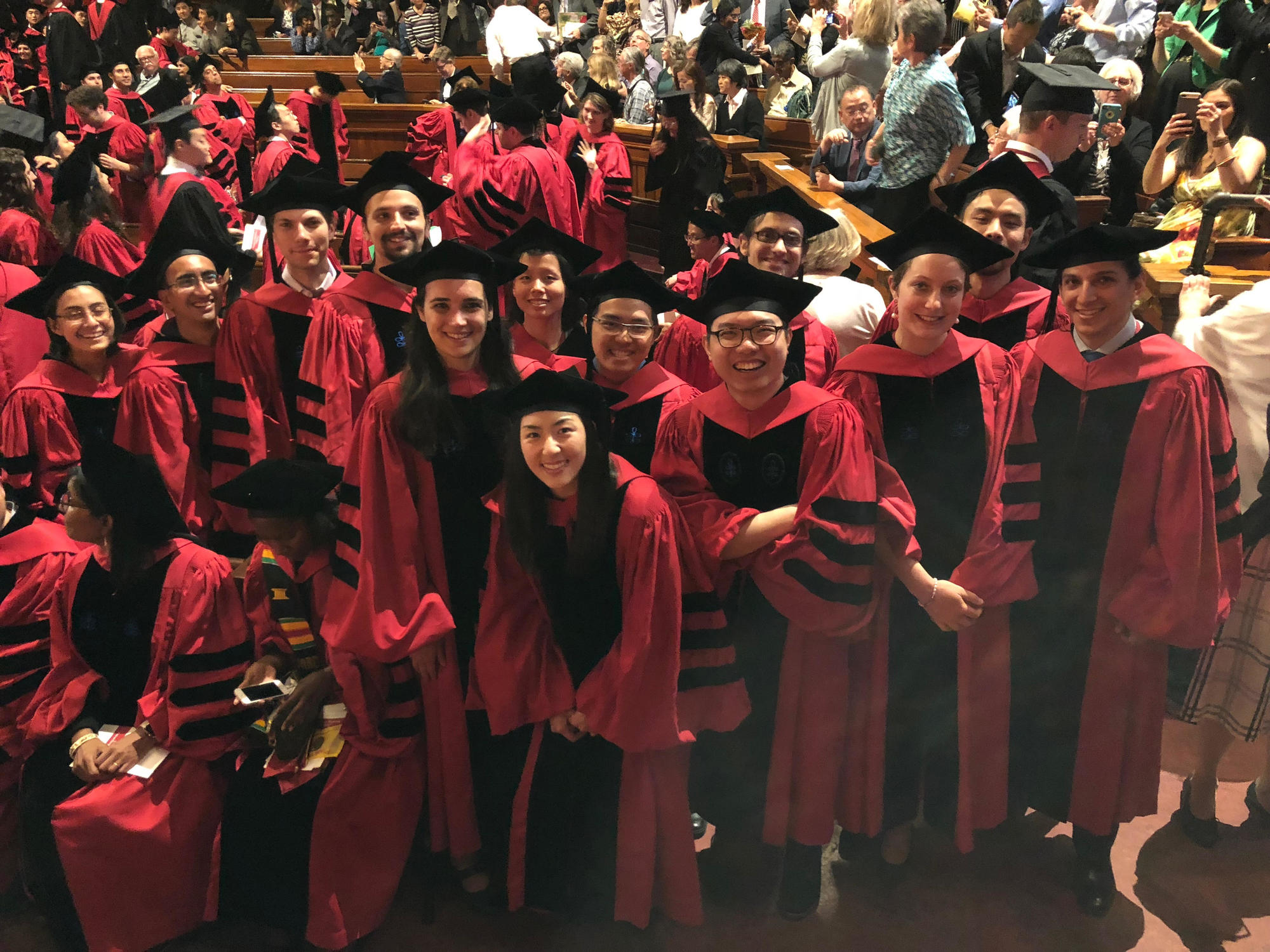 2018 PhD students