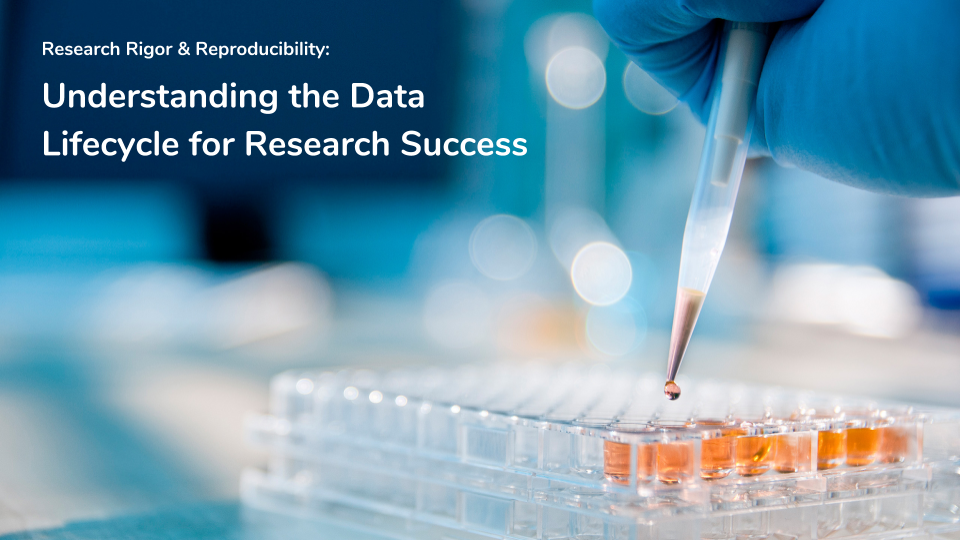 Understanding the Data Lifecycle for Research Success