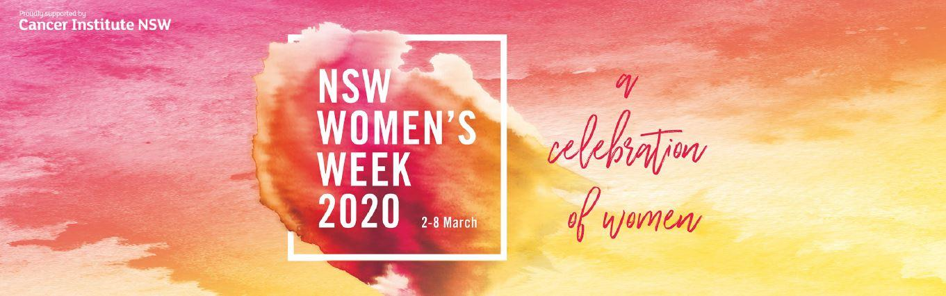NSW Women's Week 2020