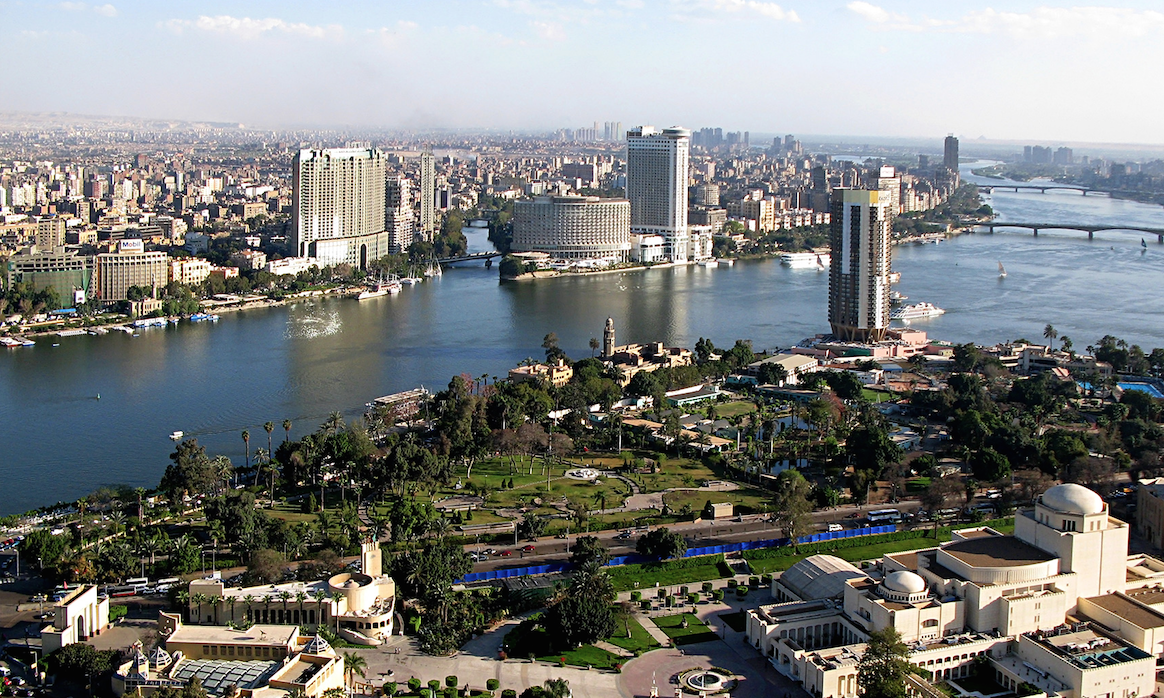 Cairo Aerial View