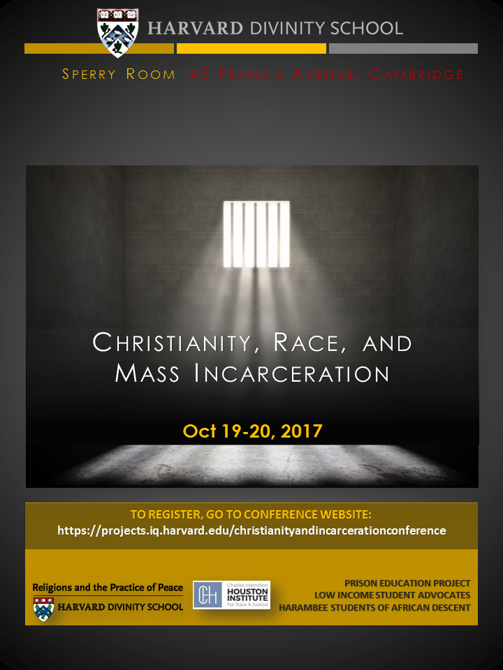 Christianity. Race, and Mass Incarceration