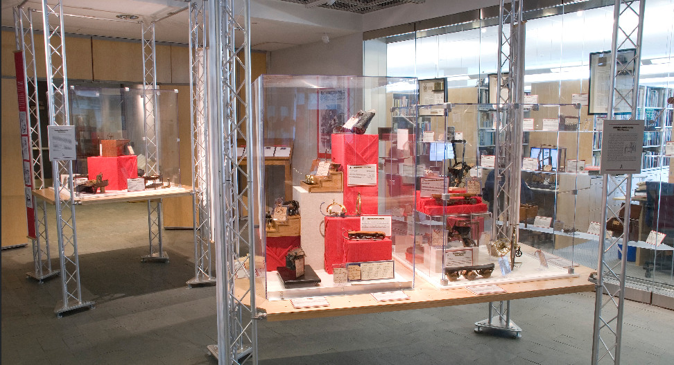 Patent Republic in the Special Exhibitions Gallery