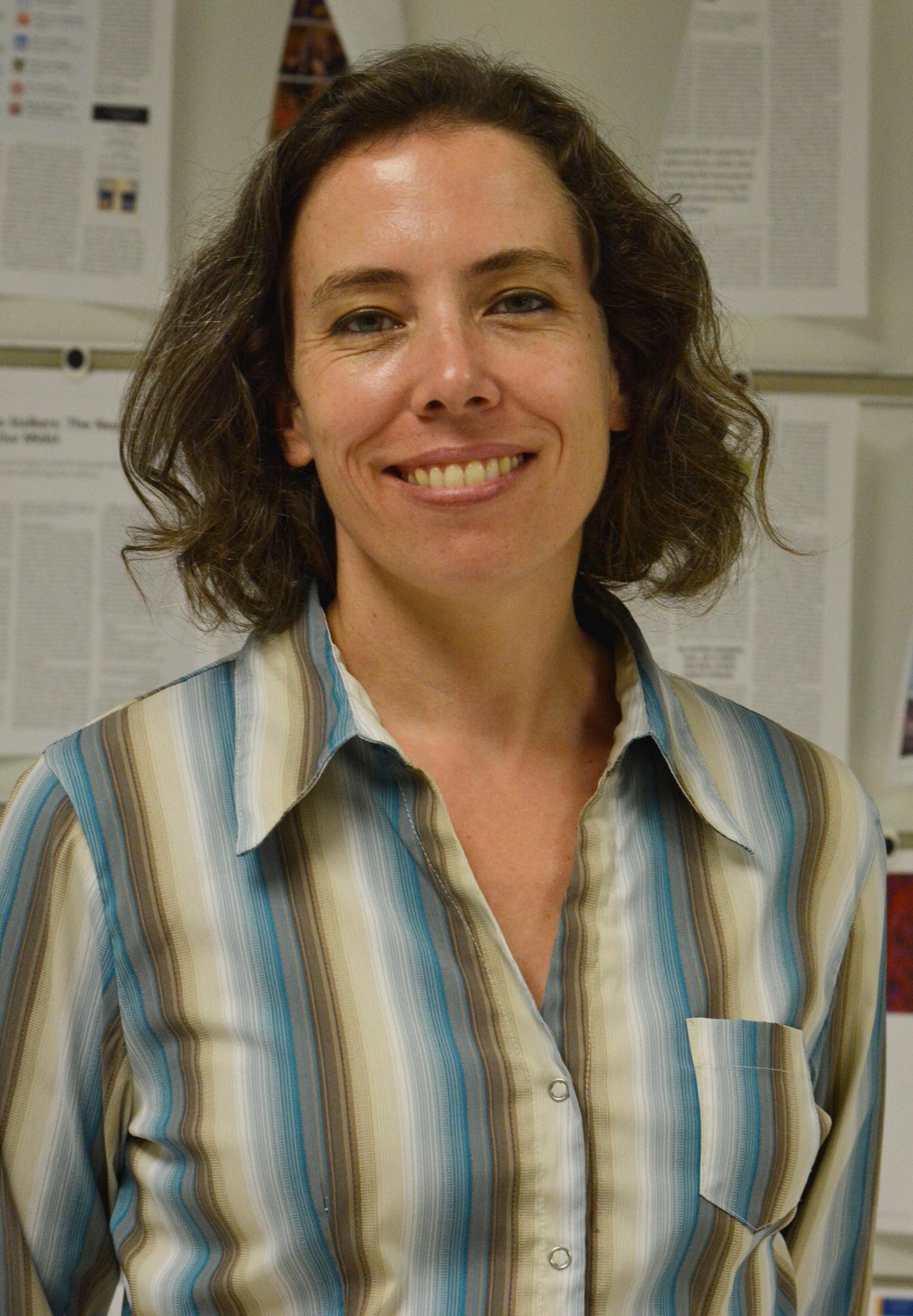 Fenella Saunders