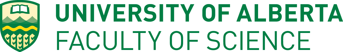 Logo for the University of Alberta Faculty of Science