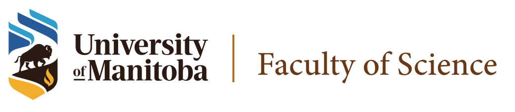 Logo for the University of Manitoba Faculty of Science