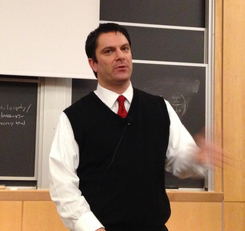 """I'm not anti-government. I'm just pro-freedom."" -Ladar Levison, Lavabit founder and activist"