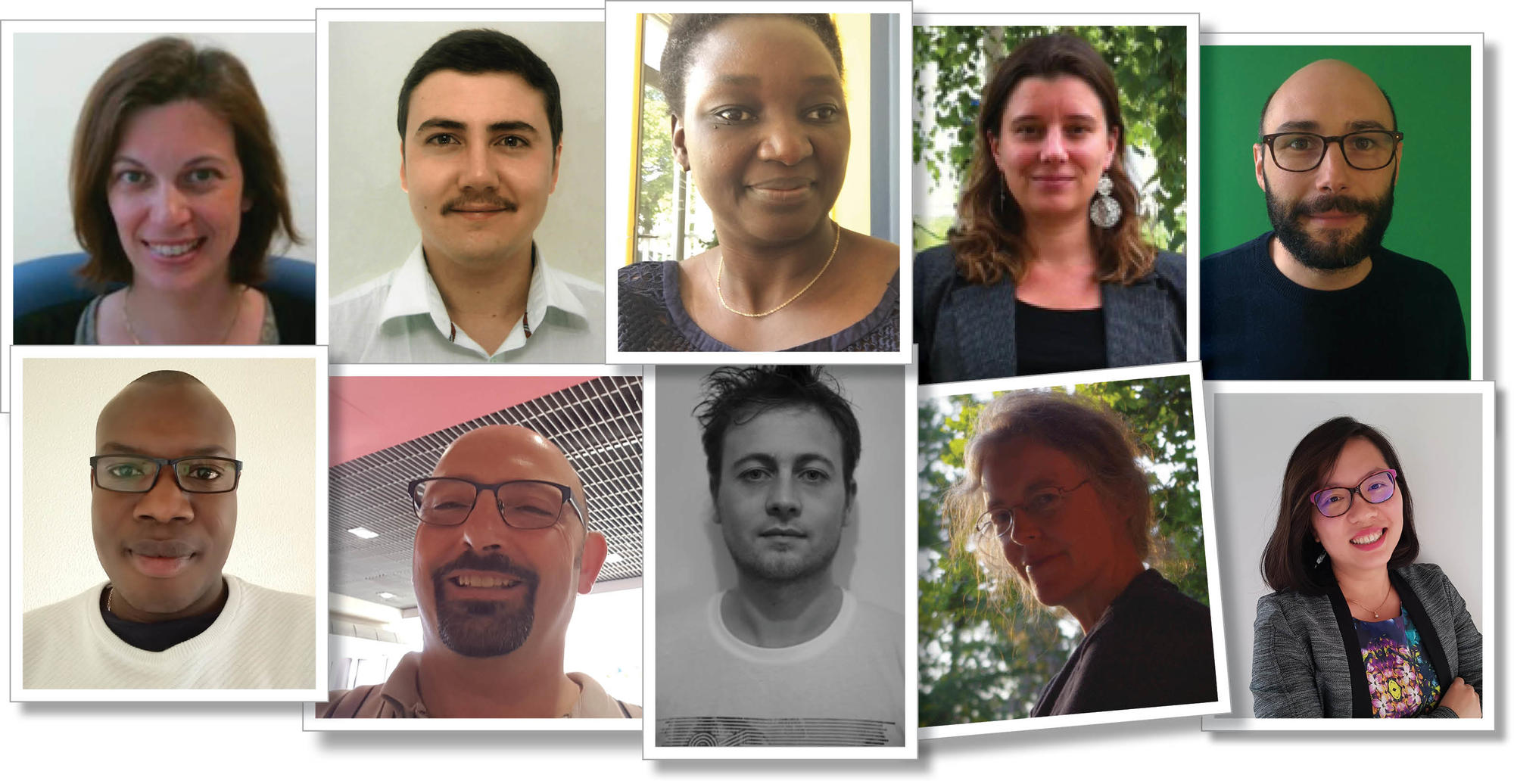 Staff of Data Inra repository