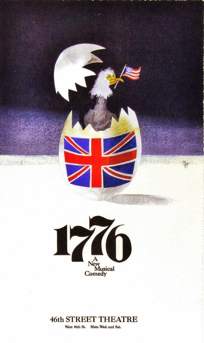 Poster for 1776 Movie