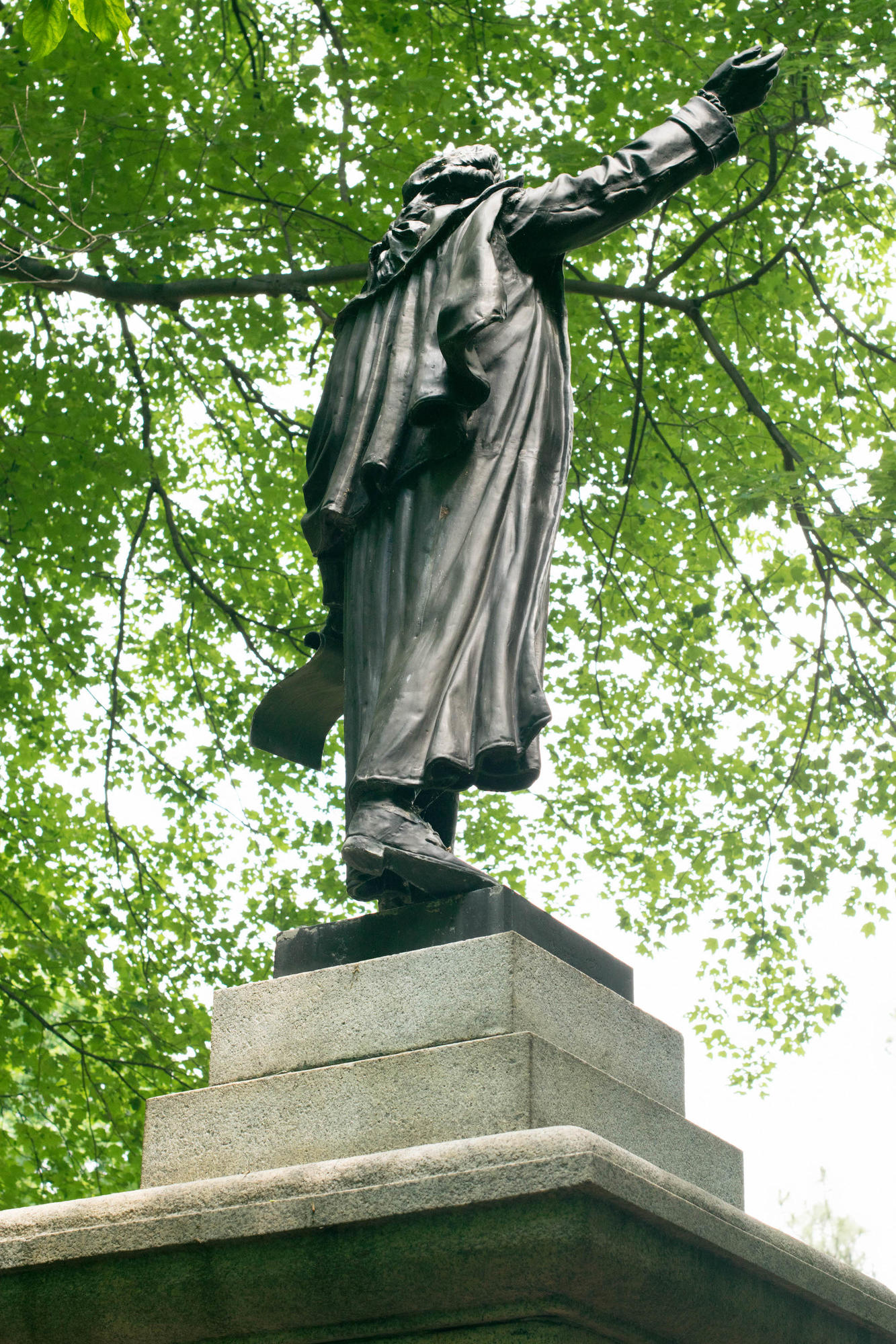 Signers Monument, Guilford Courthouse NMP