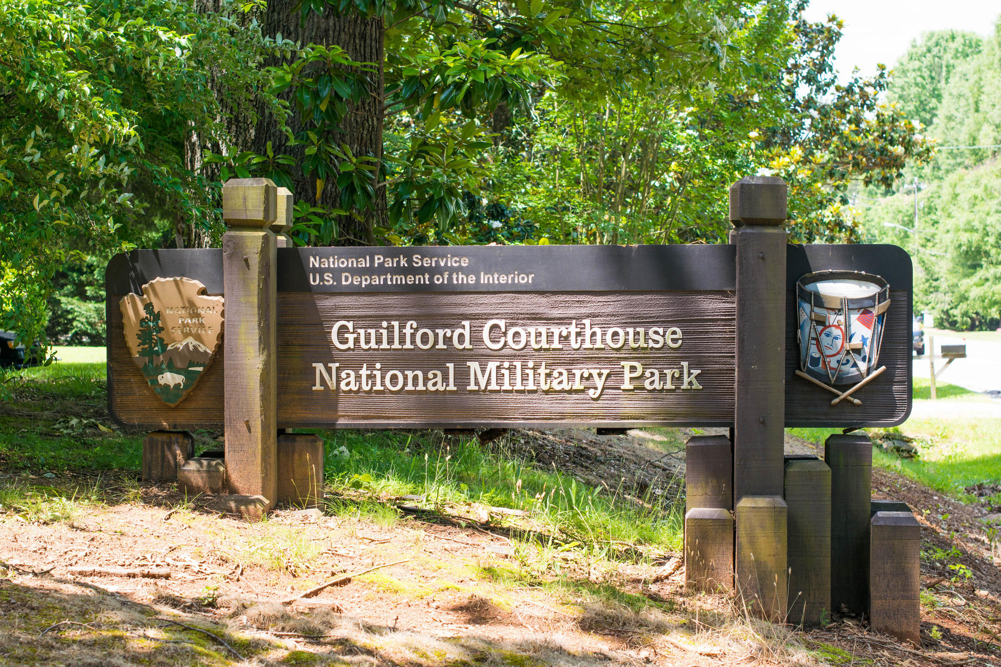 Guilford Courthouse NMP