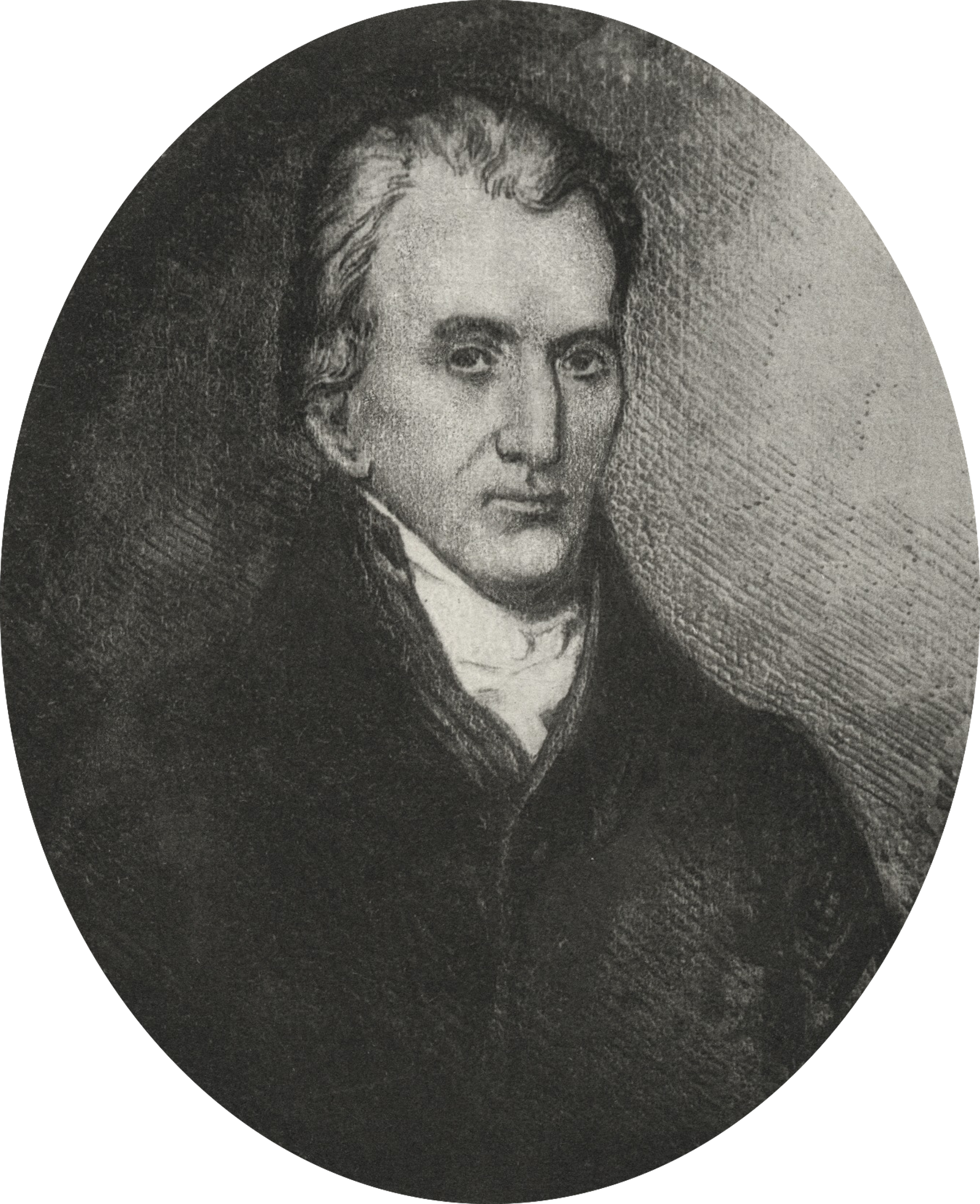 Portrait of James Hillhouse, Courtesy of NYPL Digital Collections