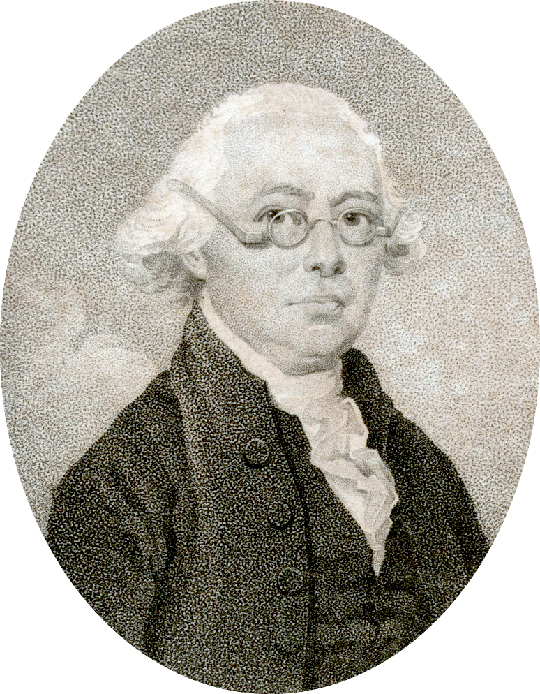 Portrait of James Wilson, Courtesy of NYPL Digital Library