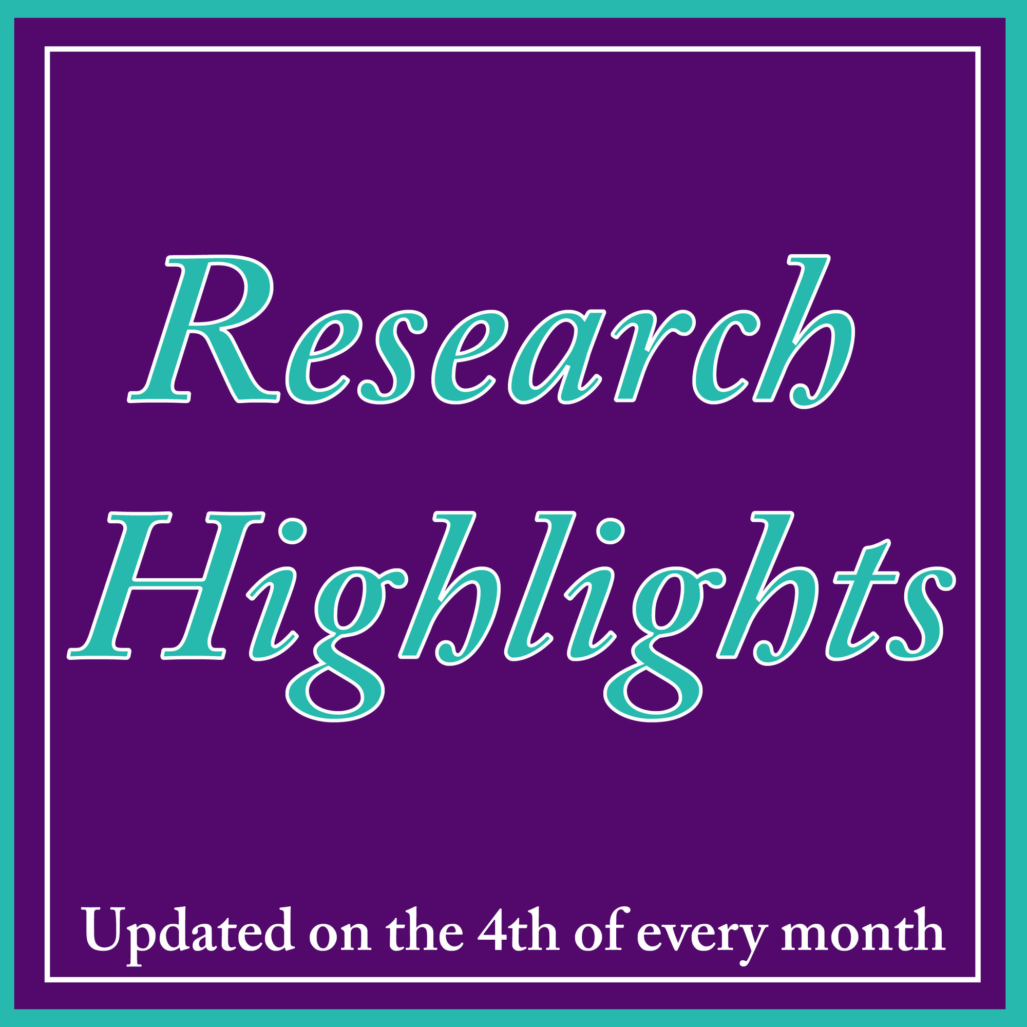 Research Highlights