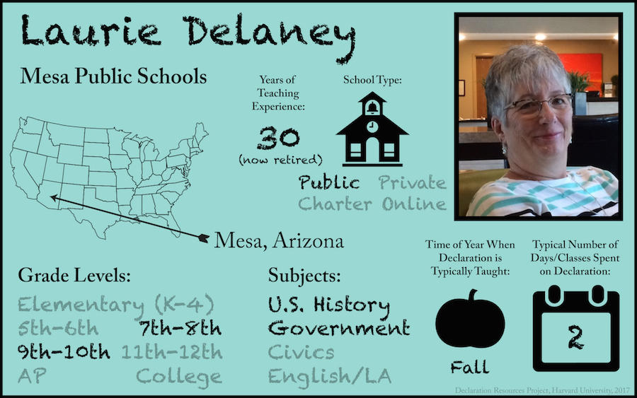 Laurie Delaney Teacher Profile