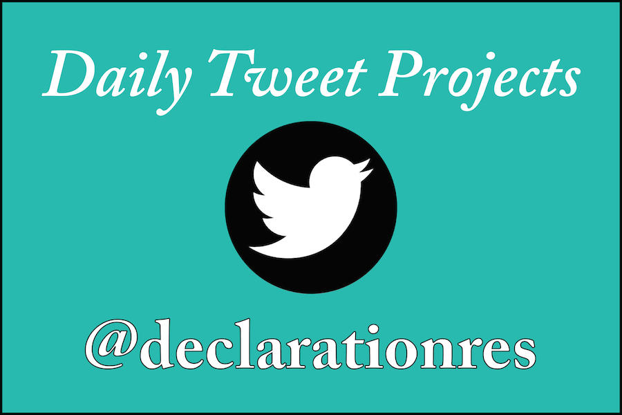 Daily Tweet Projects