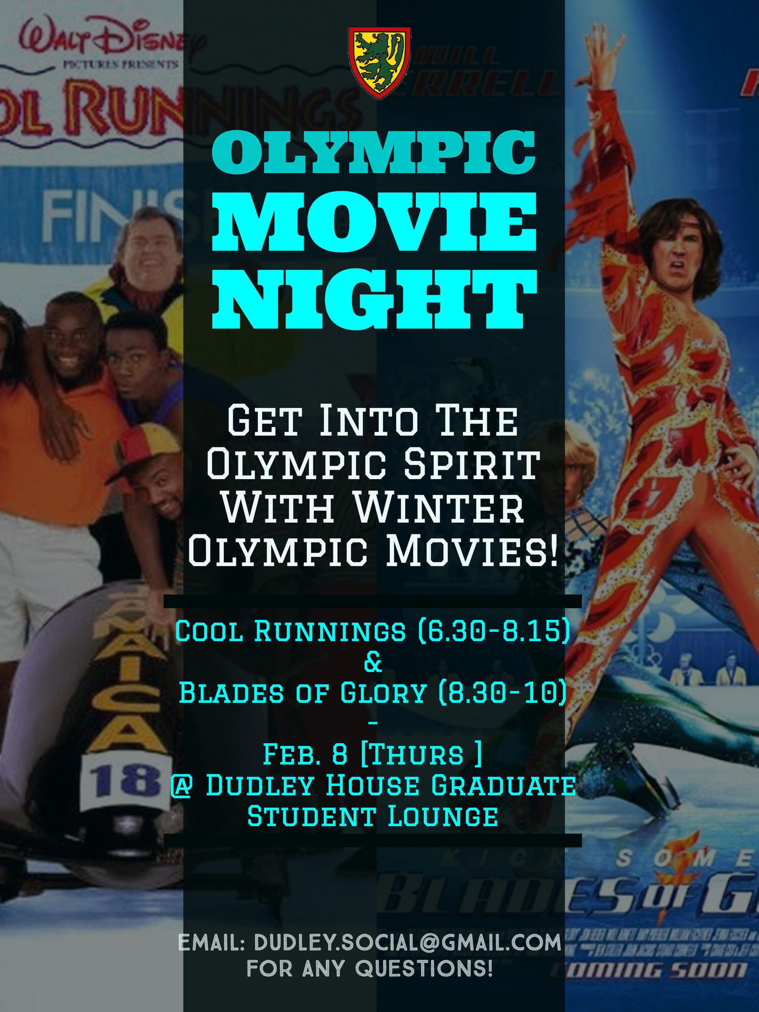 Olympic Movie Night