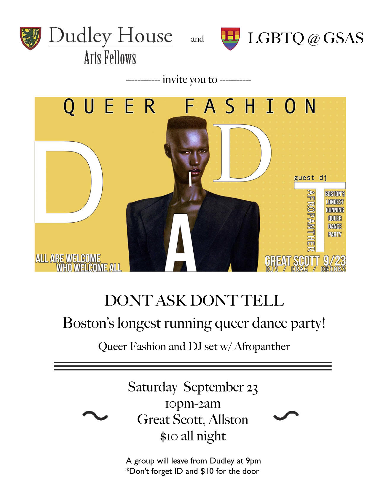 queer fashion outing