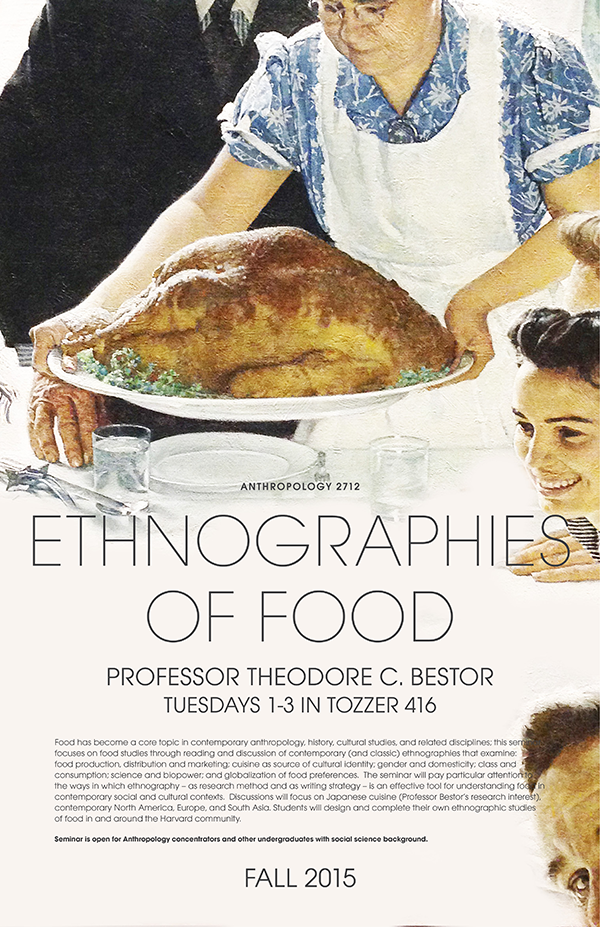 Anthropology 2712 ethnographies of food east asian for Anthropology of food and cuisine