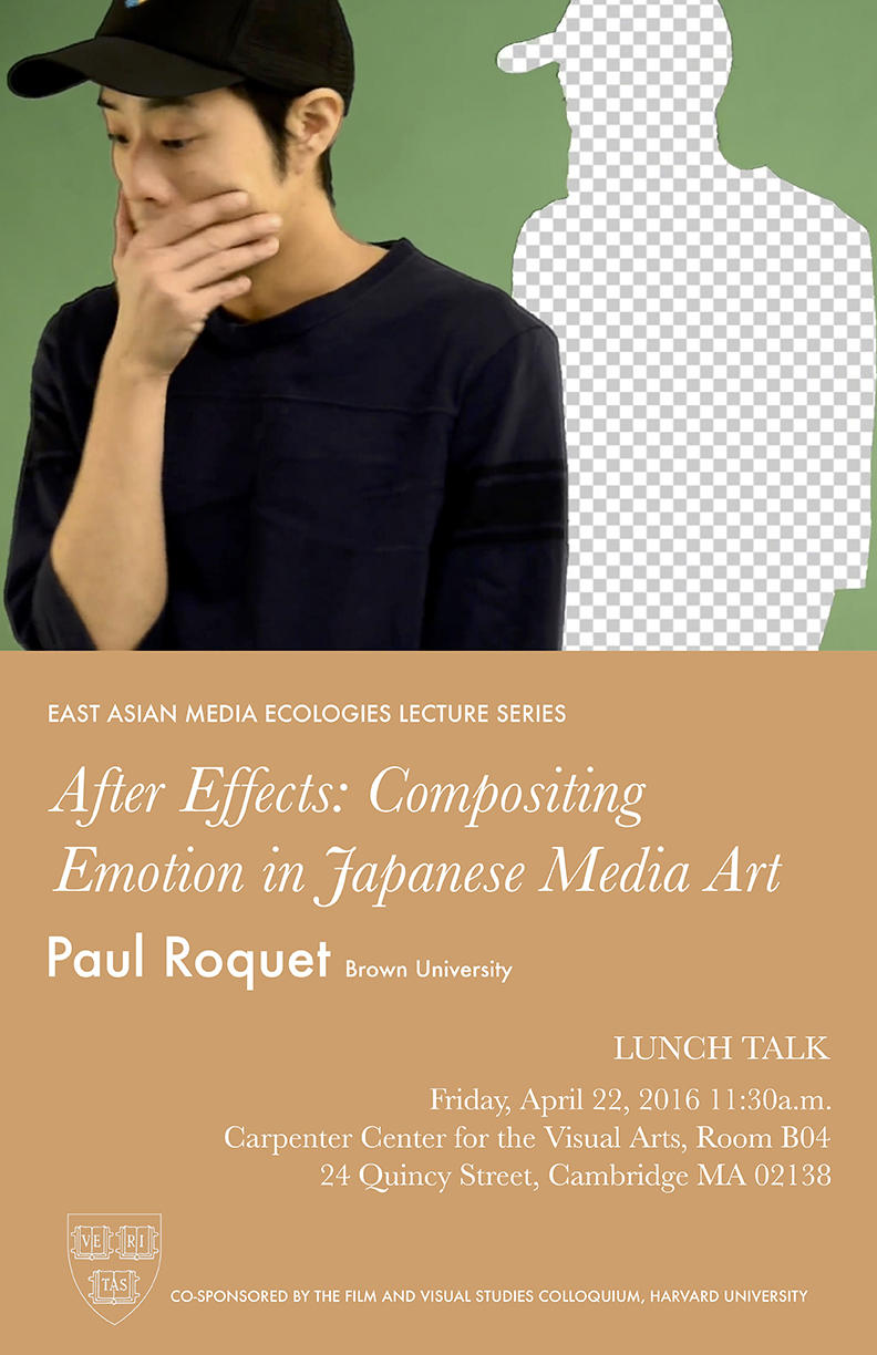 East Asia Media Ecologies - Paul Roquet