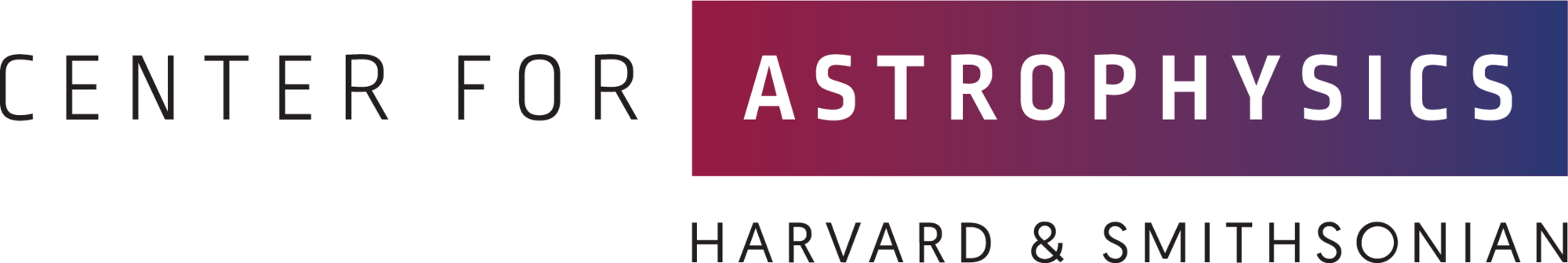 Center for Astrophysics Logo
