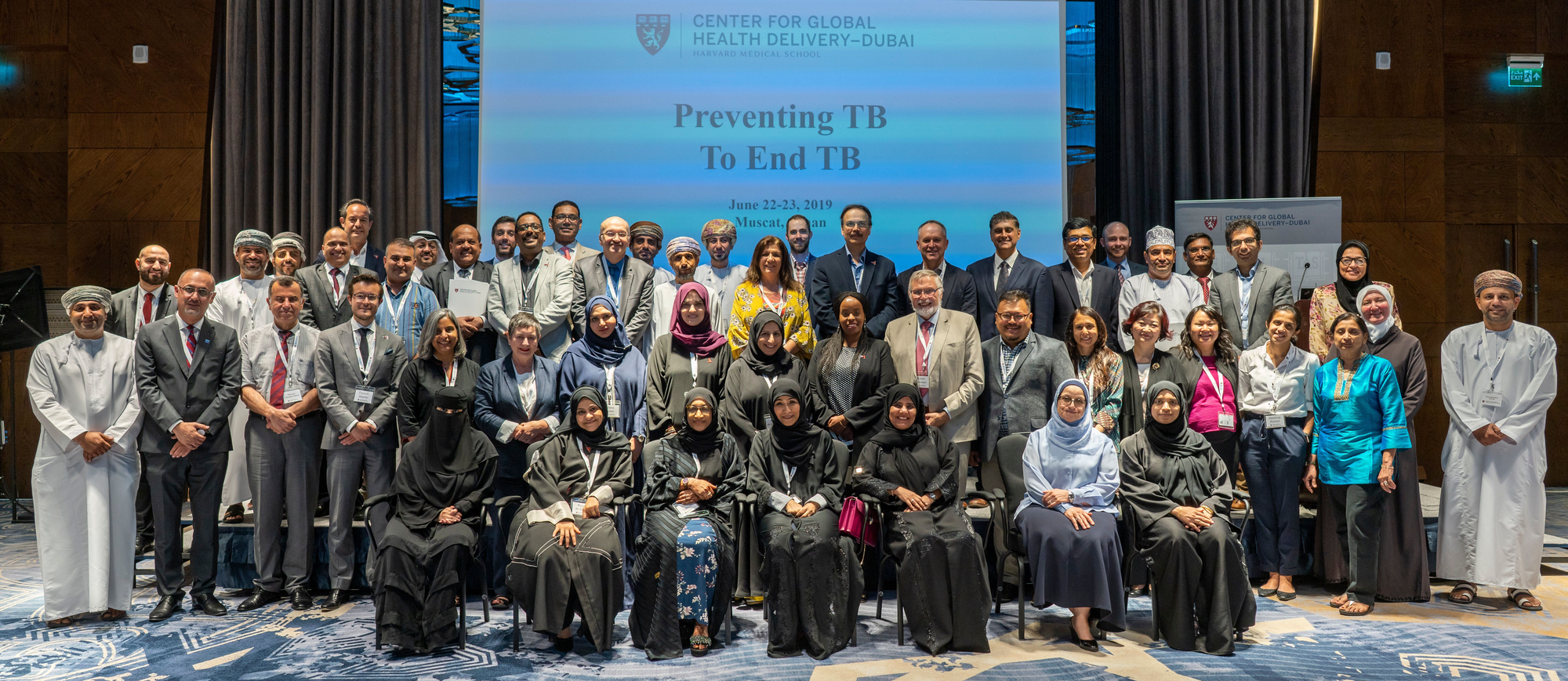 The 1st Middle East TB Experts Meeting