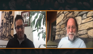 dany bahar and ricardo hausmann on zoom