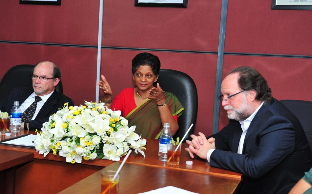EDB Meeting with Ricardo Hausmann