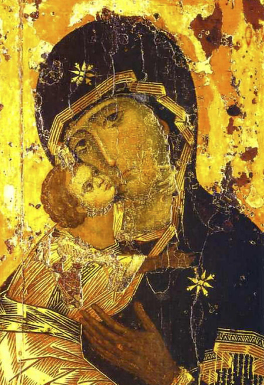 Icon Triloletstvuyuschaya: about what they pray, description, meaning. Icon of the little Virgin