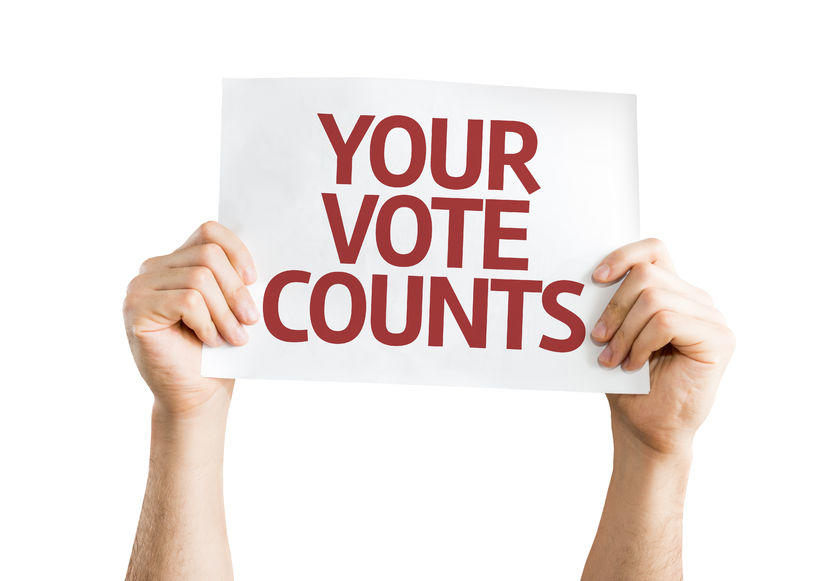 Your Vote Counts (Stock Image courtesy of www.HarvardScholar.org)