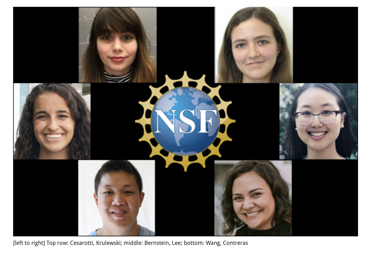 NSF GRFP Awards