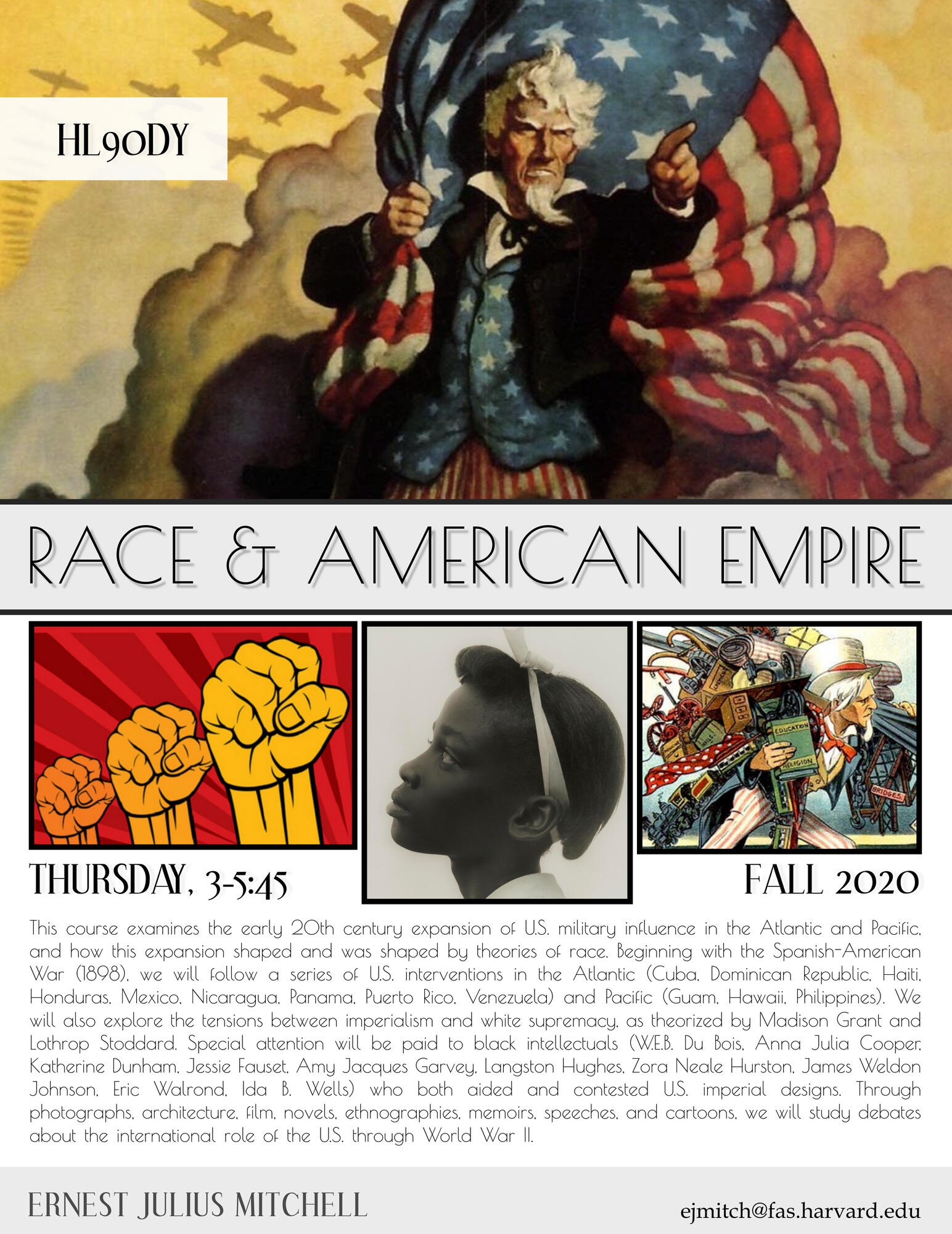 Race and American Empire