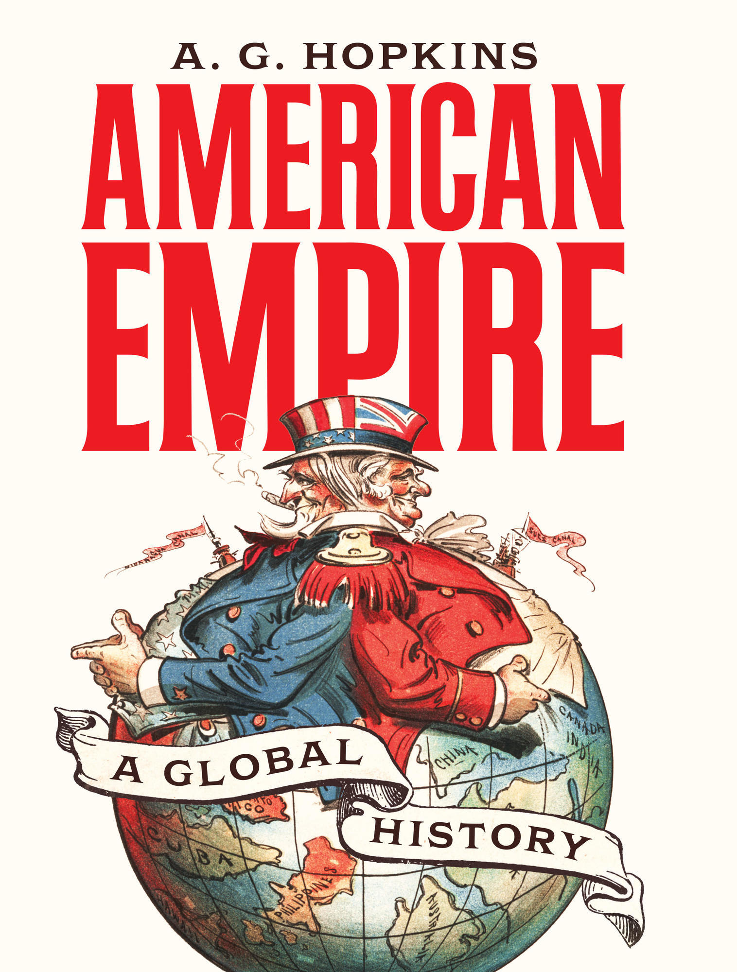 American Empire book cover