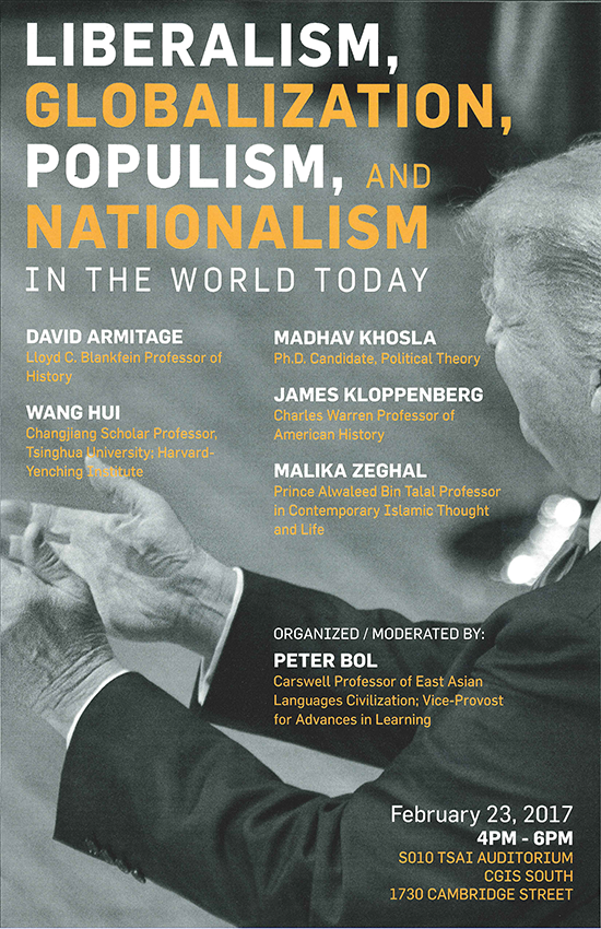 Liberalism-Globalization-Populism-Nationalism