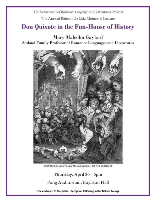 Fun House of History Poster