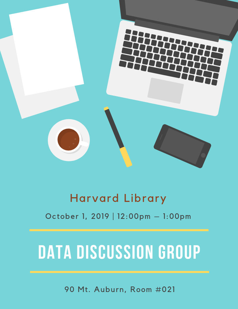 Data Discussion Group