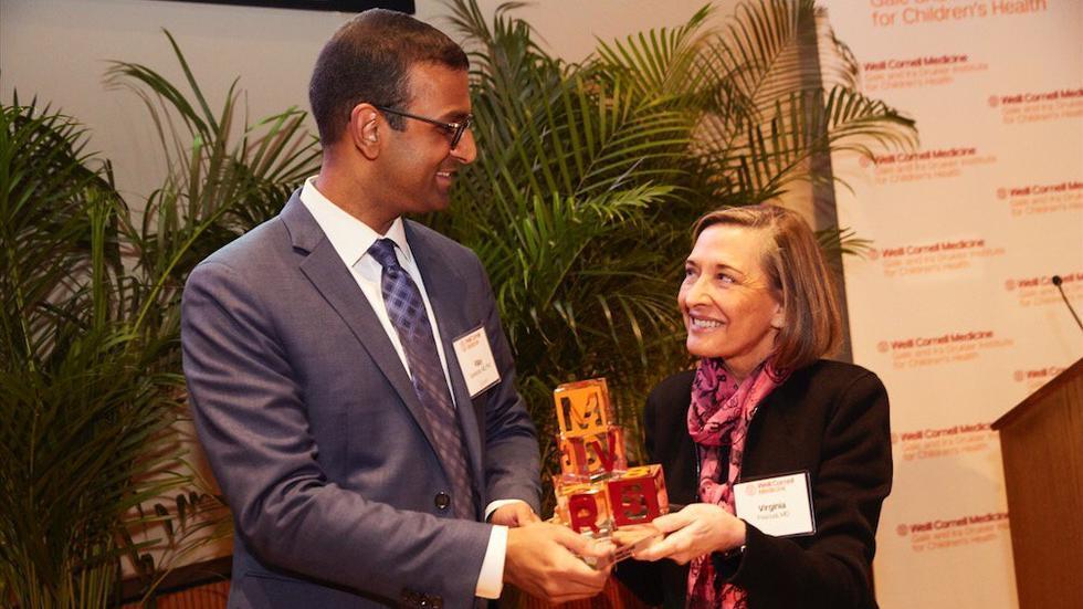 Sankaran receives award