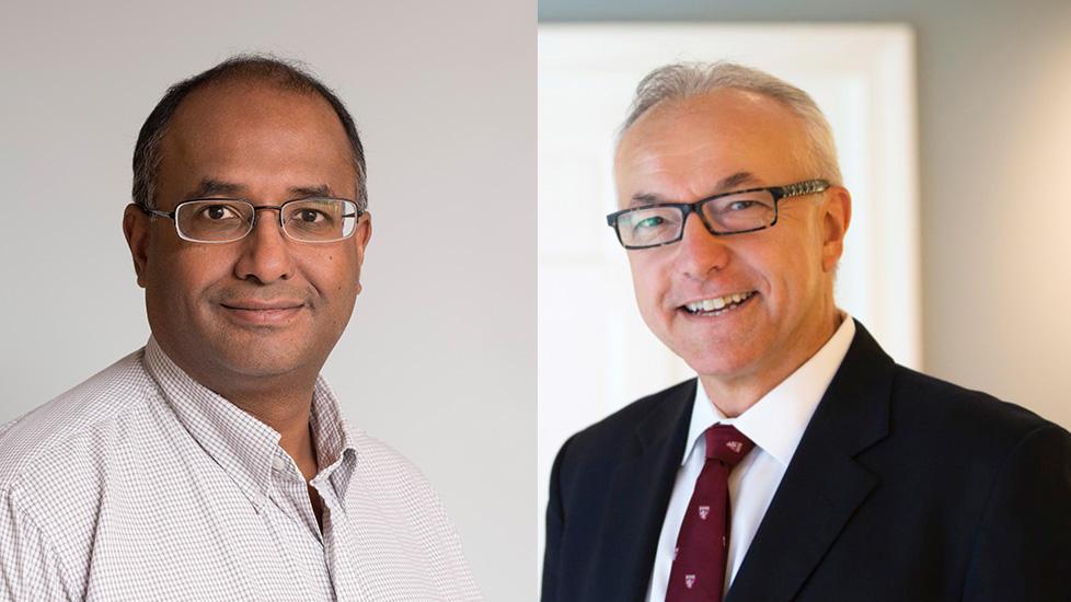 Jayaraj Rajagopal and George Q. Daley