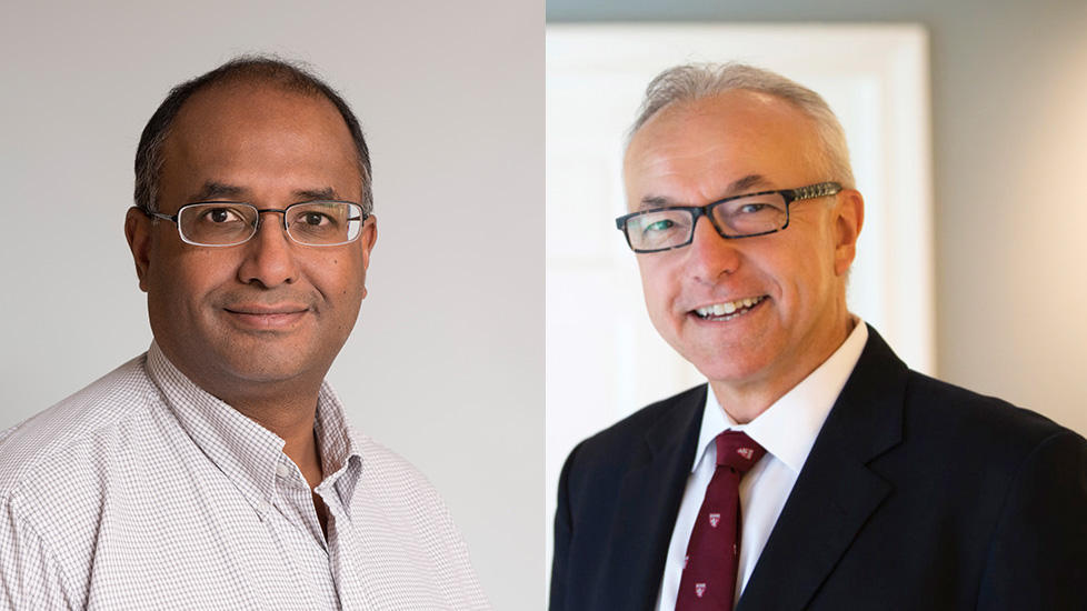 Jayaraj Rajagopal and George Q. Daley